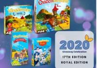 Blue Orange Games, Royal Giveaway