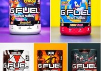 GFuel G FUEL Ugly Christmas Sweater Design Contest