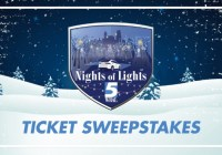 WRAL Nights Of Lights Tickets Sweepstakes - Chance To Win Tickets
