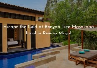 Wellness Creations Wellpath Escape The Cold At Banyan Tree Mayakoba Sweepstakes