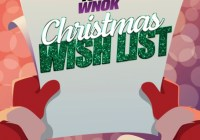 iHeartMedia And Entertainment 1047 WNOK Christmas Wish List Sweepstakes
