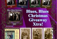 Blues, Blues Christmas Giveaway Xtra