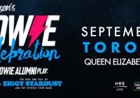 Loycals Toronto Bowie Show Tickets In Toronto Contest