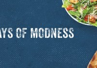 MOD Pizza 12 Days Of MODness 2020 Sweepstakes