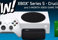 Crucial Memory Crucial Xbox Series S Giveaway