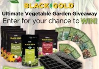 Sun Gro Horticulture Black Gold Organic Vegetable And Herb Garden Package Giveaway