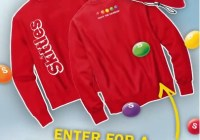 Mars Wrigley Confectionery US Skittles Merch Sweepstakes