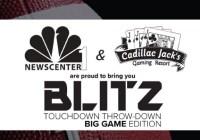 NewsCenter1 Media Group Blitz Touchdown Throw-Down Big Game Score 2021 Sweepstakes