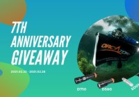 OrcaTorch 7th Anniversary Giveaway