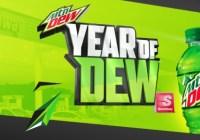 Pepsi-Cola Mountain Dew IWG And Sweepstakes