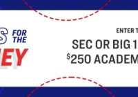 Academy Sports Outdoors 2021 College Basketball Tournament Sweepstakes