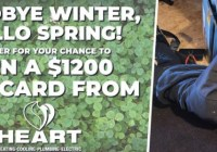 Heart Heating, Cooling, Plumbing And Electric Giveaway