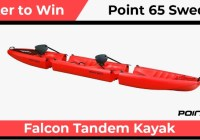 Paddling.com Point 65 Falcon Tandem Kayak Giveaway