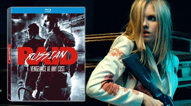 Russian Raid On Blu-ray Giveaway