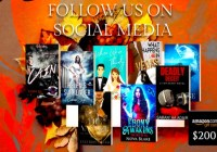 Book Throne March $200 Social Media Giveaway
