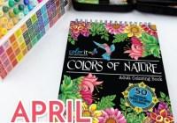 ColorIt April 2021 Colors Of The Decades Giveaway