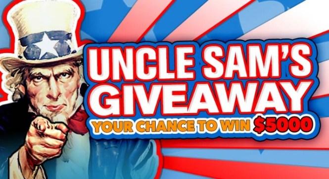 Cumulus Radio Uncle Sam Giveaway