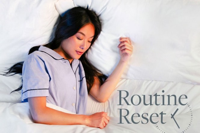 Hotels At Home Marriott Westin Routine Reset Sweepstakes