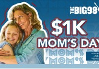 IHeartMedia And Entertainment $1K Mom Day Sweepstakes