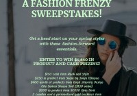 Innovation Brands Fashion Frenzy Sweepstakes