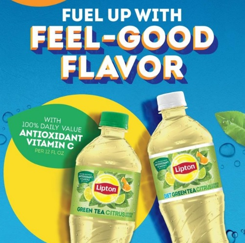 Lipton Fuel For A Year Sweepstakes