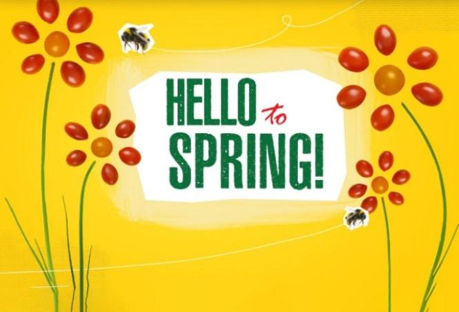 NatureSweet Hello To Spring Sweepstakes