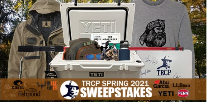TRCP Spring Sweepstakes