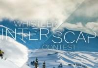 Tourism Whistler Winterscape Contest