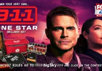 yourbigsky.com, KSVI And KHMT Sweepstakes, 911 Lonestar Backyard Grilling Set Sweepstakes, Chance To Win Cooler With Grilling Utensils
