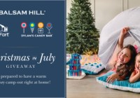Balsam Hill Jingle Giveaway
