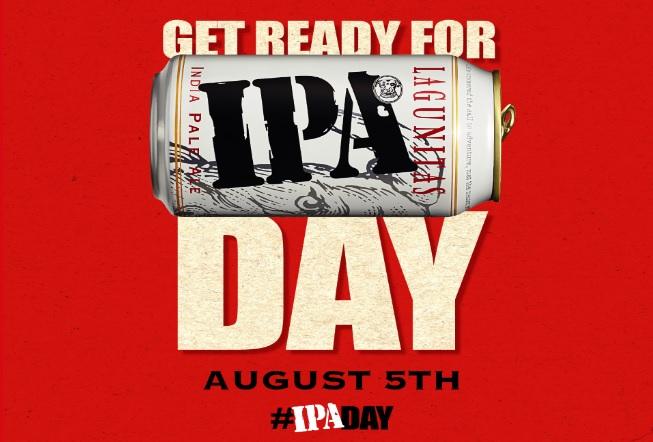 Lagunitas IPA Day Sweepstakes