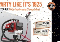 Dunn-Edwards 96th Anniversary Sweepstakes