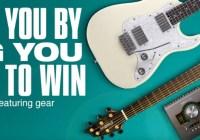 Guitar Center Customer Appreciation Sweepstakes