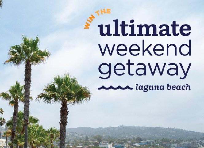 Spindrift Spiked Weekend In Laguna Getaway Sweepstakes