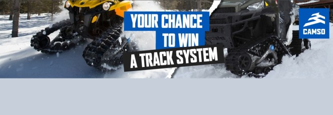 Camso Unleash Your Beast Sweepstakes