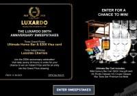 Luxardo 200th Anniversary Sweepstakes