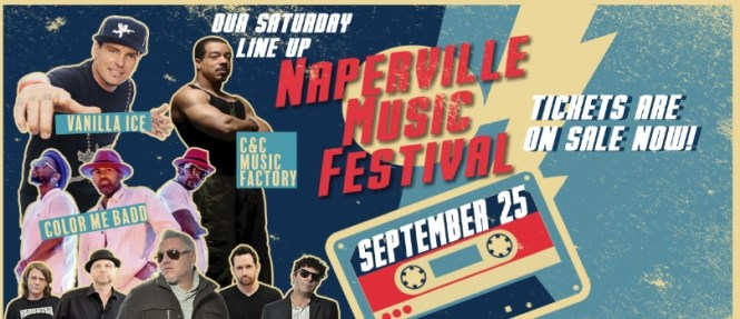 Naperville Music Fest Sweepstakes