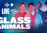 Siriusxm Glass Animals Sweepstakes