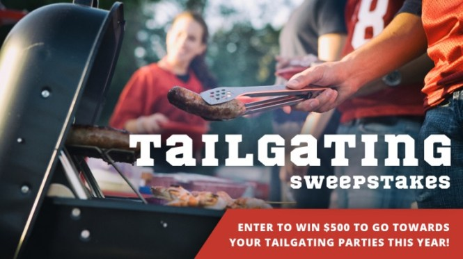 St. Louis Post-Dispatch STLtoday Tailgate Sweepstakes