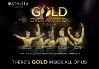 The Fox Theatre Gold Over America Tour Sweepstakes