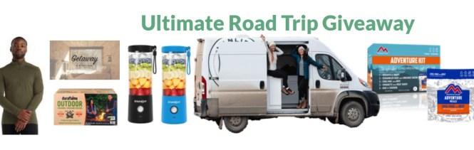 The Nomadik Ultimate Road Trip Giveaway