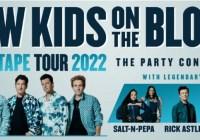 96.5 KOIT New Kids On The Block Contest