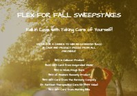 Innovation Brands Flex For Fall Sweepstakes