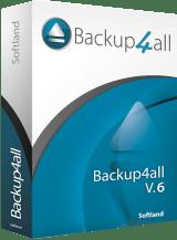 Backup4all boite