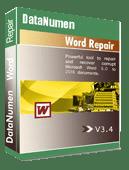 DataNumen Word Repair 3.4