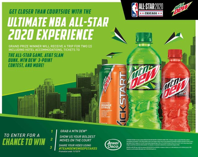 Nba All Star Game 2020 Ticket Sweepstakes Win A Pair Of