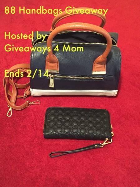 88 Handbags Giveaway