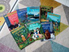 E 17/07 Win a set of 8 Julia Donaldson Books