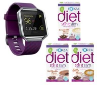 Win a Fitbit fitness watch & Forza slimming goodies E:11/08