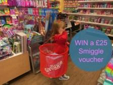 E: 18/07 Win a £25 Smiggle gift card